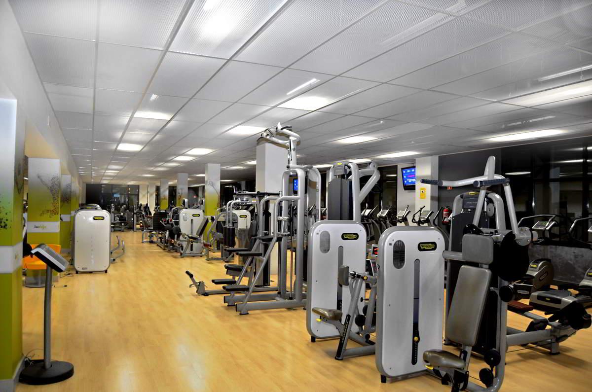 Instalaciones de fitness