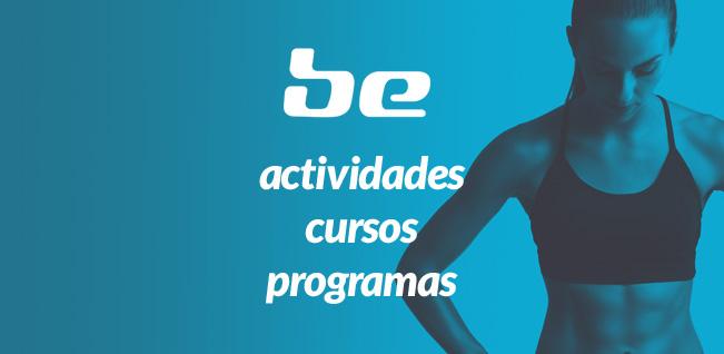 Actividades, cursos y programas