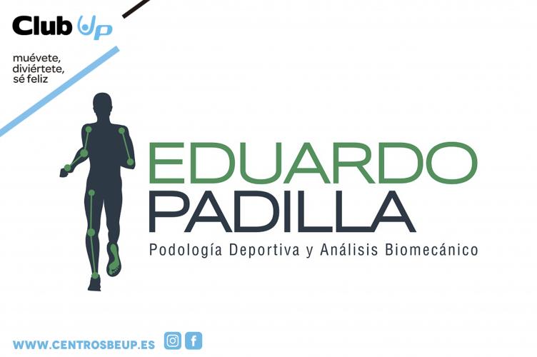 Podólogo Eduardo Padilla