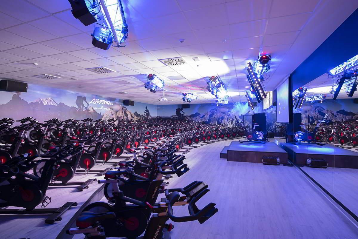 Instalaciones de ciclo indoor