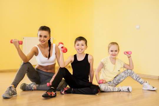 Fitness junior